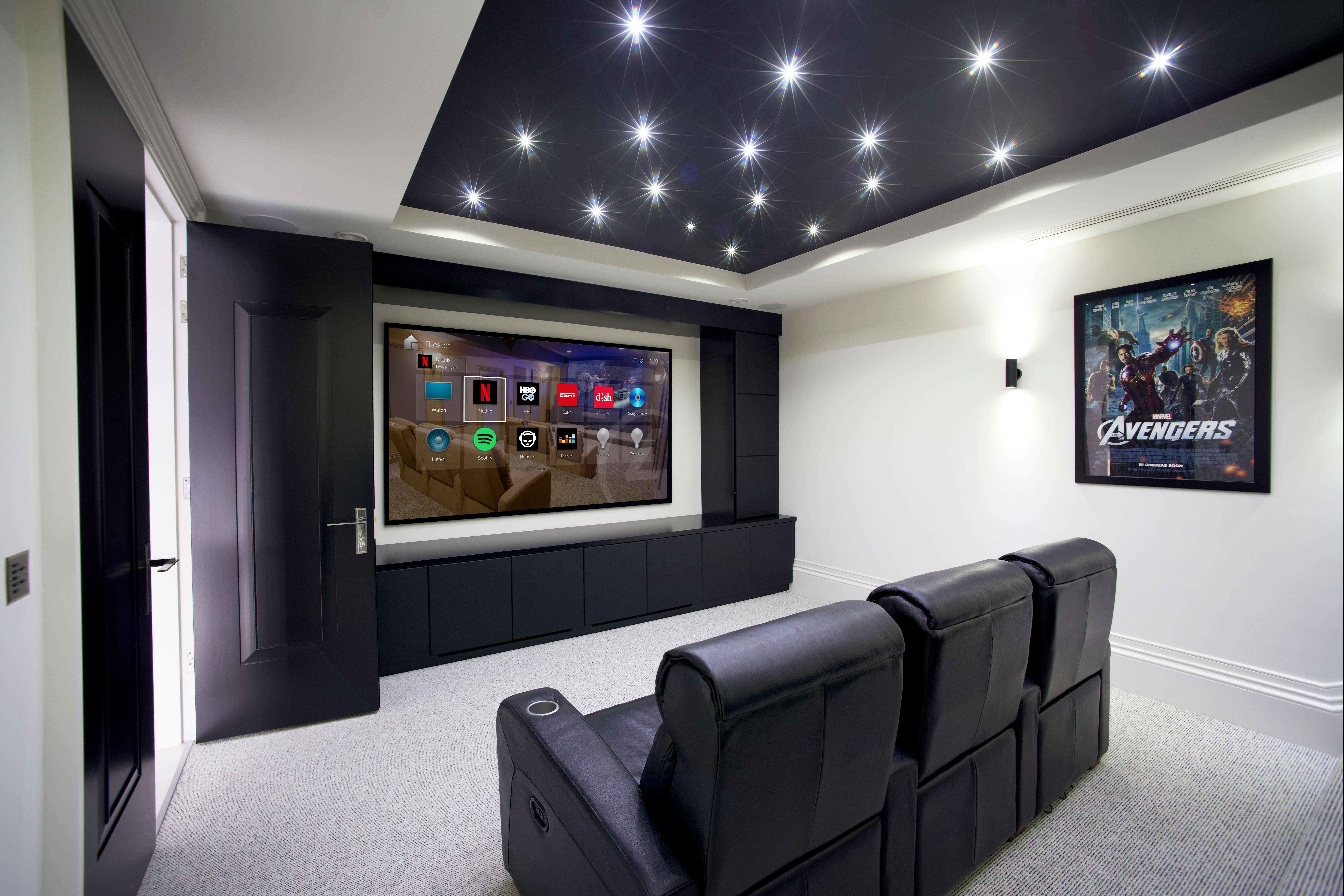 Home Theater Installation in Indio and Palm Springs, CA